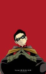 robin Damian Wayne by naironkr
