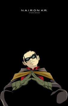 Robin Damian Wayne #2