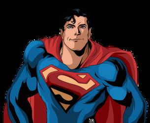 Superman by naironkr