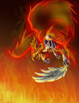Griffin of Flame