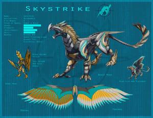 Skystrike the transformer
