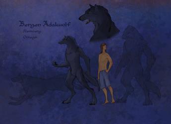 Bergen Adalwolf by bolthound
