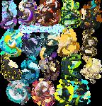 Sparkle Fight 2021 by bolthound