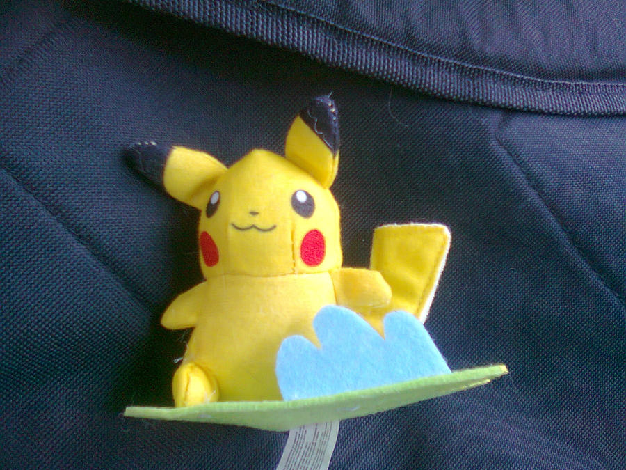how to teach pikachu surf