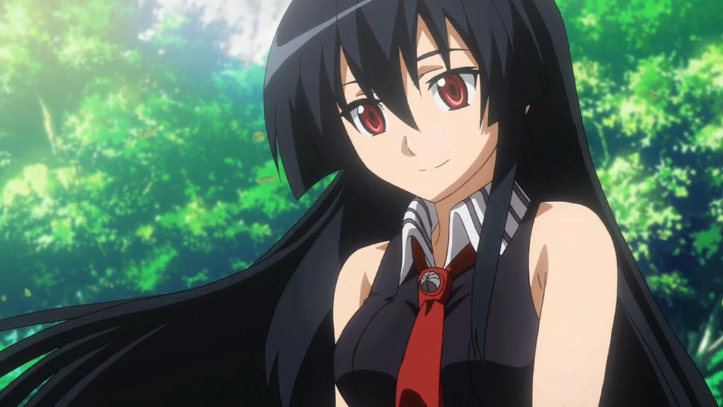 Smile Beautiful! Akame X Male Reader! By AyalaChris91 On