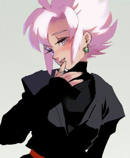 Female Black Goku X Male Reader! #1 by AyalaChris91 on DeviantArt