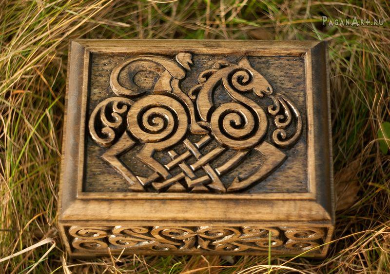 box by pagan-art
