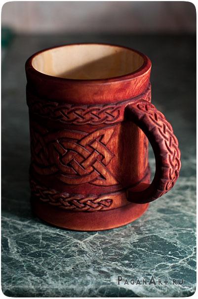 Celtic mug by pagan-art