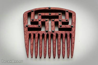 Comb by pagan-art