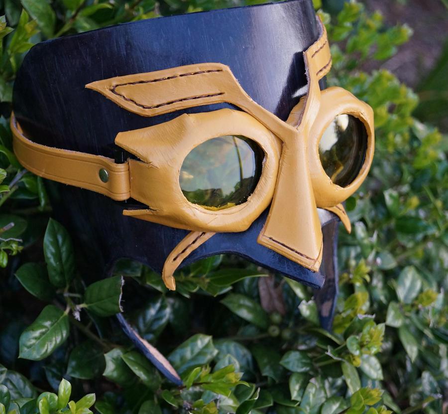 Dc Talon Mask By Gardawamtu On Deviantart