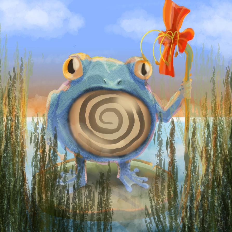 COW #319: Pokemon re-design - WIPs Thread