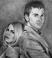 Doctor Who by Marissa-Emily