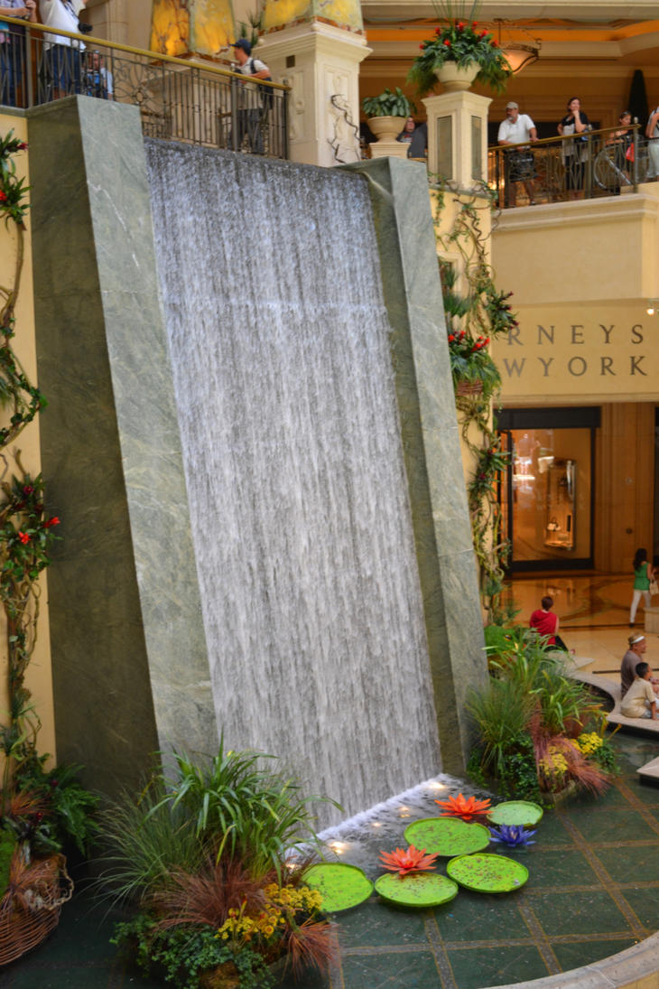 Indoor Waterfall. by Draculasbride01 ...