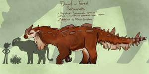 Dwarf behemoth