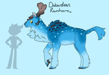 Dabardean Ramhorn