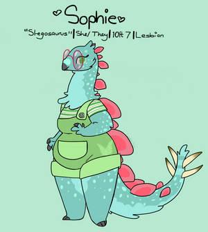 New OC - Sophie