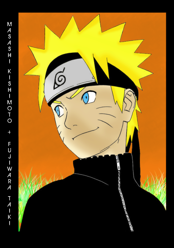 les creations de Fuji - Page 2 Colo_Naruto_Uzumaki_by_Rasengan_master