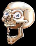 Bug Eyed Skull