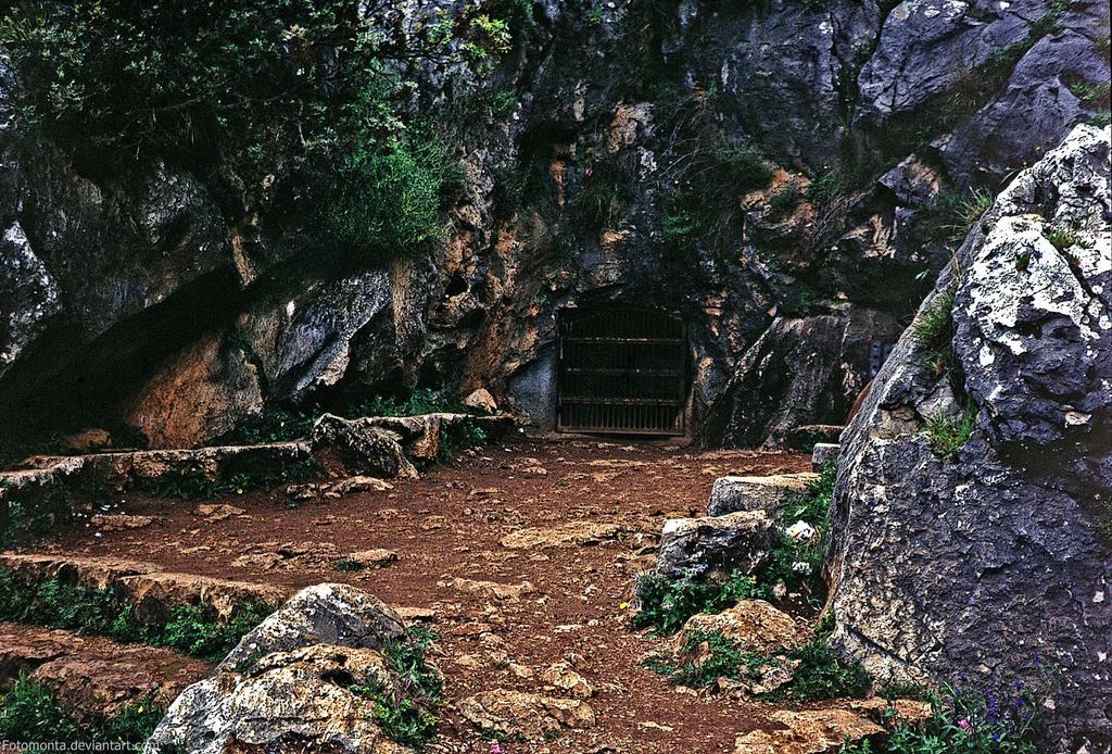Cueva de Pileta - Prov. Malaga by Woscha