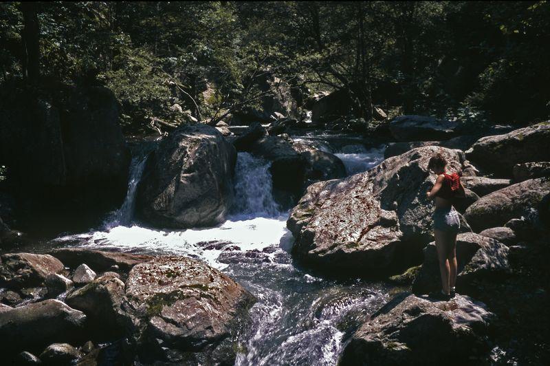 Gorges de Cady - Massif du Canigou - Pyrenees by Woscha