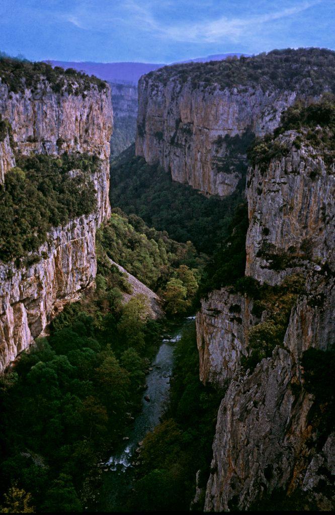 P.N. Foz de Arbayun - Prov. Navarra - Spain by Woscha