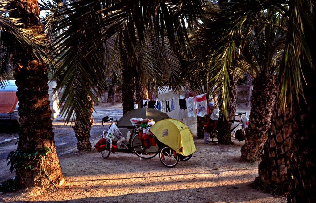 Camping in Elche - Prov. Alicante - Spain by Woscha