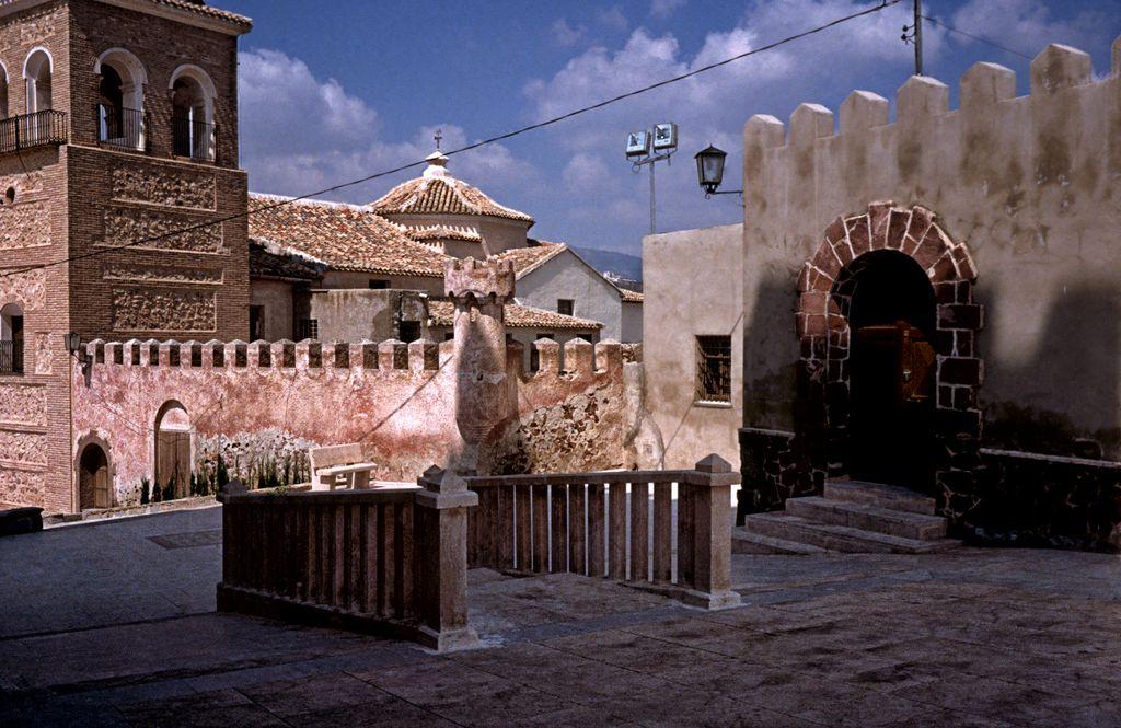 Castillo of Aledo - Prov. Murcia - Spain by Woscha