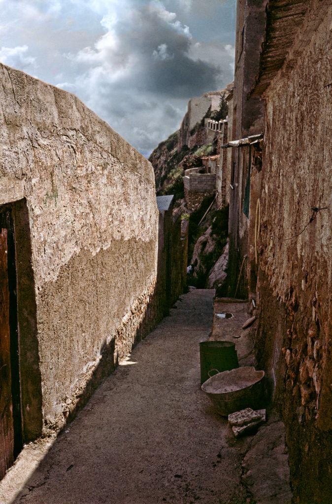Lane in Aledo - Prov. Murcia - Spain by Woscha