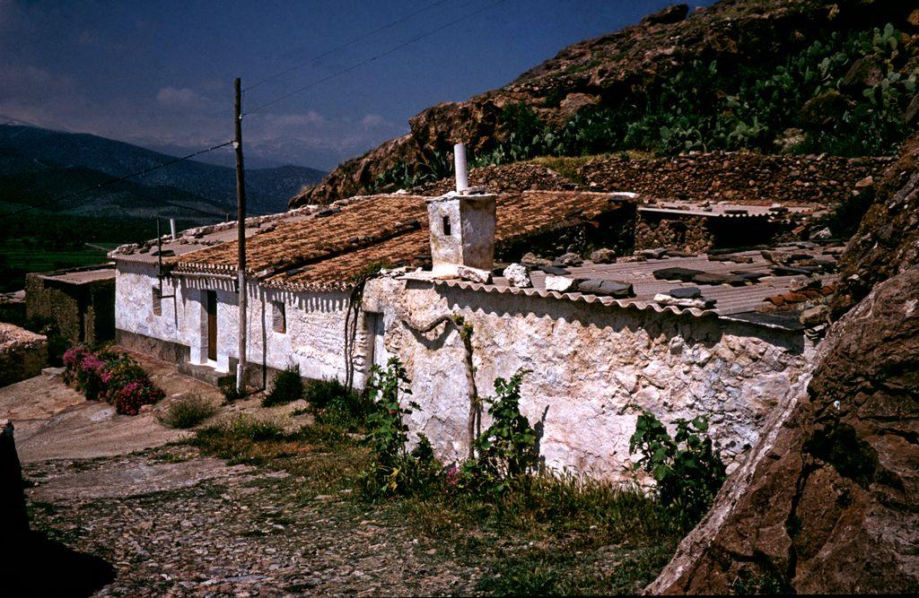 Lacalahorra - Sierra Nevada - Spain by Woscha