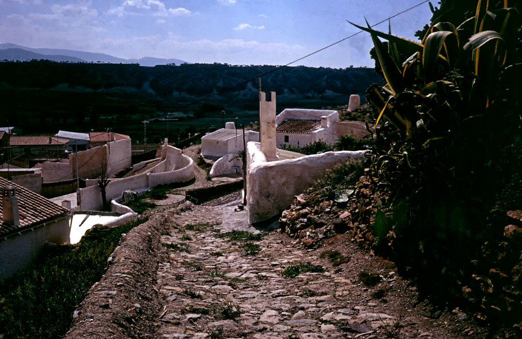 Alcudia de Guadix - Prov. Granada - Spain by Woscha