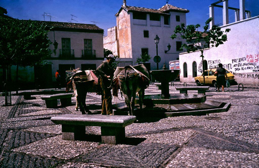 Granada - Spain by Woscha