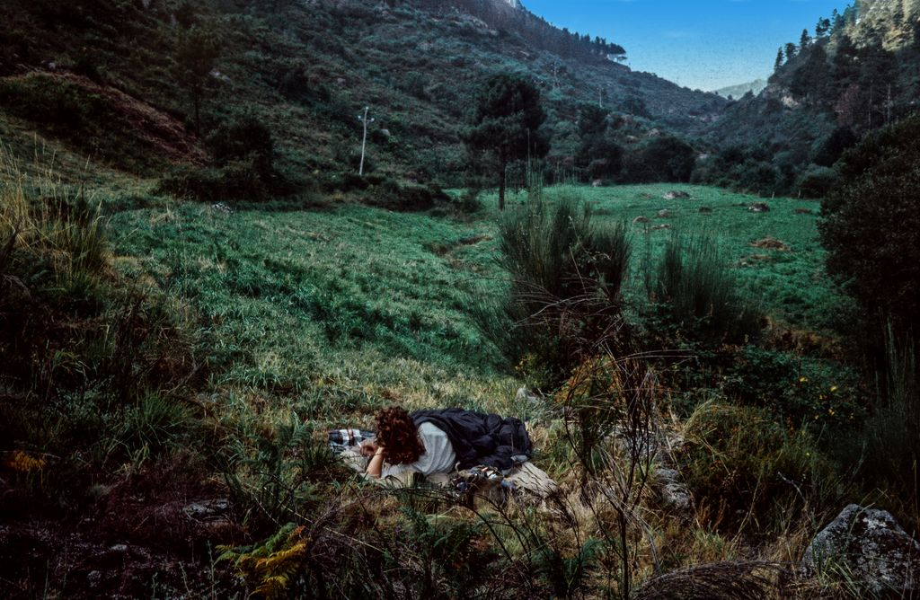 Bivouac near Portela Homem - Portugal by Woscha