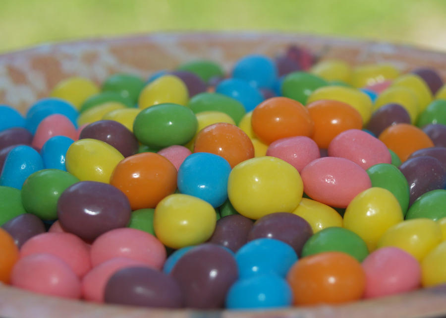 Jelly Beans Old Fashioned Flavour