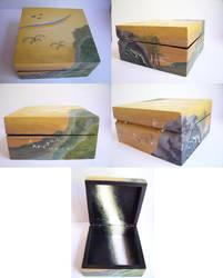 Mushishi box by Elisto