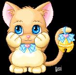 CAO cute chibi mascot contest by danigpam