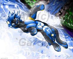 Luna Mach Falls by gard3r