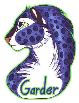 2015 Badge Garder Again by gard3r