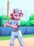 pinkie batter