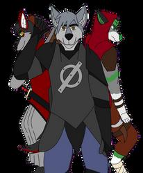 Fur Warriors by subjectchanger