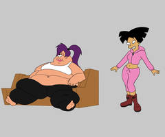 commission amy and leela body change 4