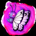 Butterfree (+SPEEDPAINT) by 3Paula3