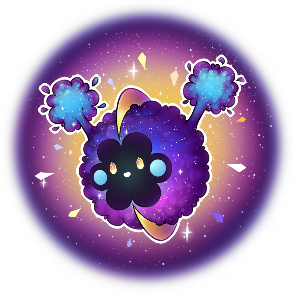 cosmog by 3paula3 on deviantart