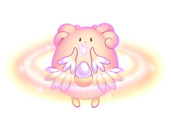 Blissey! (SPEEDPAINT) by 3Paula3