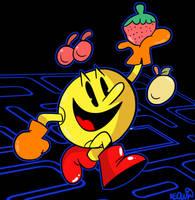 Pac-Man by WinWinStudios