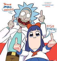 Rick and Pipimi