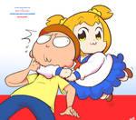 Morty and Popuko