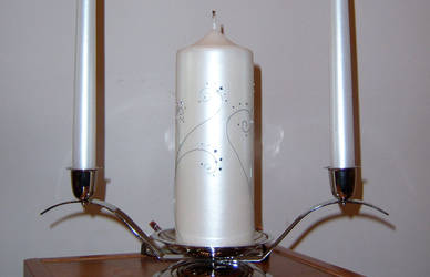SteinKautzman Unity Candle