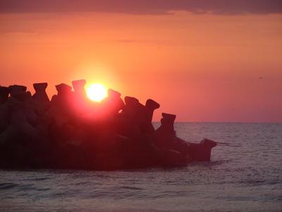 Romantic Sunrise by BrailaCity