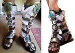 Sophitia's Boots!