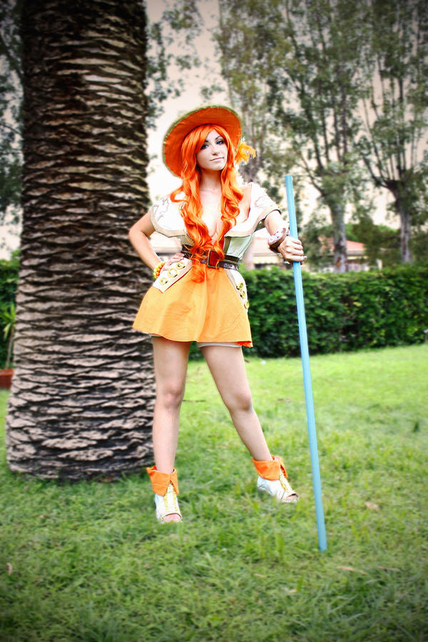 Nami - One Piece - Wake Up! Opening by Daisy-Cos